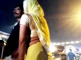 REAL Undevious MARWADI BHABHI CURVY WAIST 2
