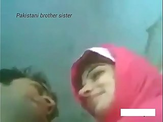 Real brother and sister home alone// Watch Operative 9 min video at
