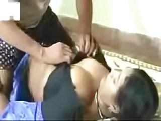 Indian wife having sex far say no to husband